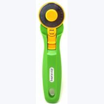 Cutter rotatif 45mm avec1 lame droite incl.