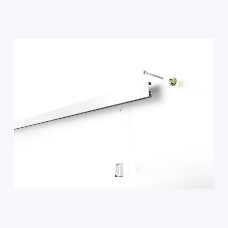 Cimaise: KIT ClipRail 200cm