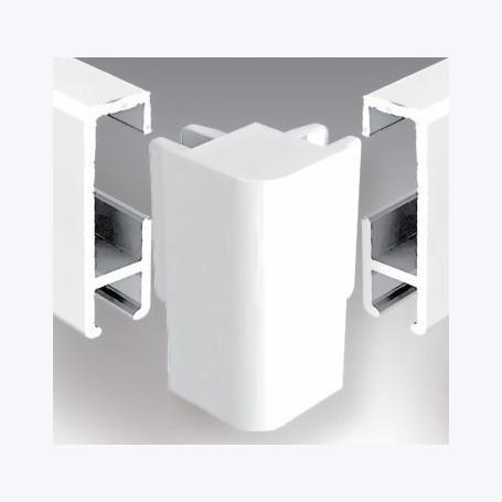Raccord d'angle  pour cimaise