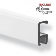 Rail Minirail de 200cm (fixation incl.)