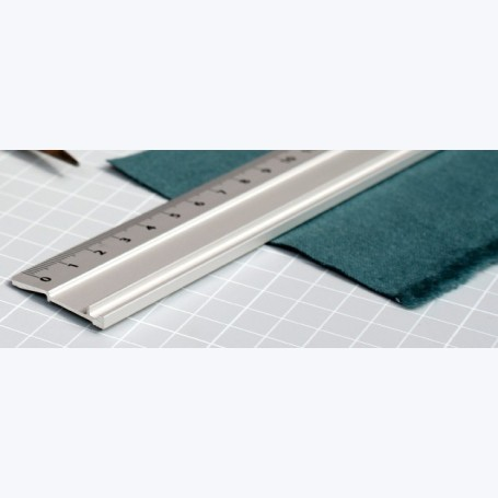70cm - Règle Alu standard