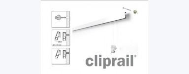 Cimaise ClipRail