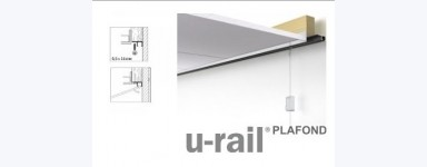 Cimaise U-Rail Plafond