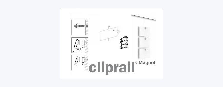 Cimaise magnet