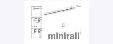 Cimaise Minirail